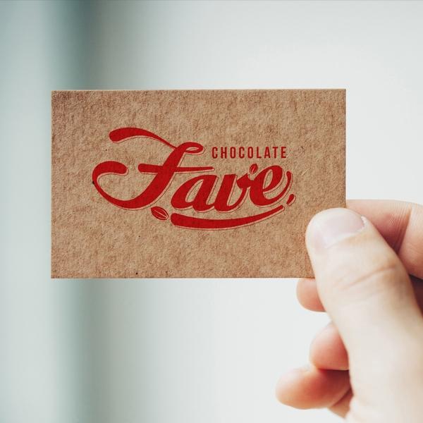 로고 디자인 | 페이브 초콜릿 | 라우드소싱 포트폴리오