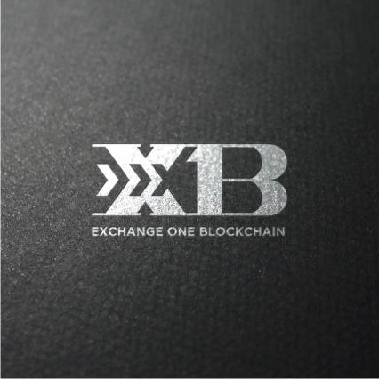 로고 + 명함 | x1b | 라우드소싱 포트폴리오
