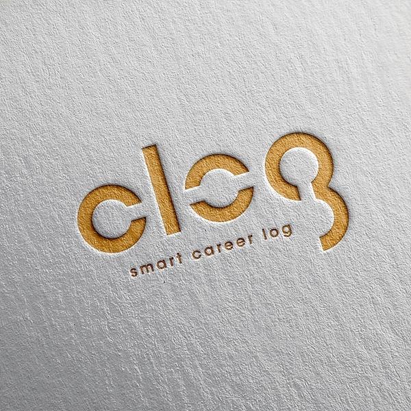 로고 + 명함 | C.log | 라우드소싱 포트폴리오