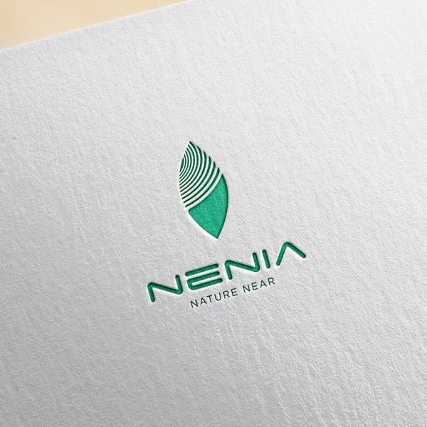 로고 디자인 | 네니아 로고 리뉴얼 디자... | 라우드소싱 포트폴리오
