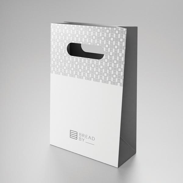 패키지 디자인 | 브레드바이 | 라우드소싱 포트폴리오