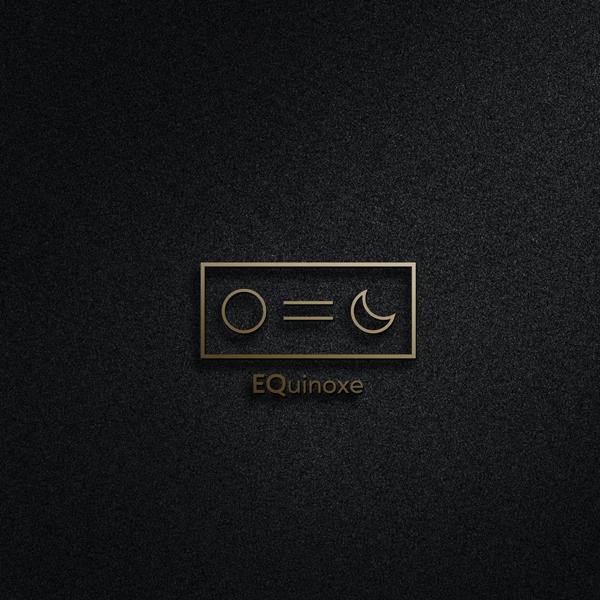 로고 + 간판   에퀴녹스 라이프 스테이   라우드소싱 포트폴리오