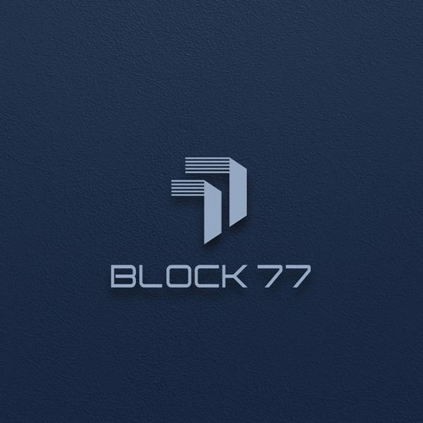 로고 + 명함   Block77    라우드소싱 포트폴리오