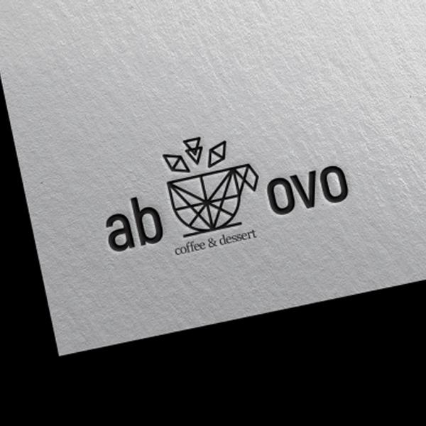 로고 + 간판 | ab_ovo | 라우드소싱 포트폴리오