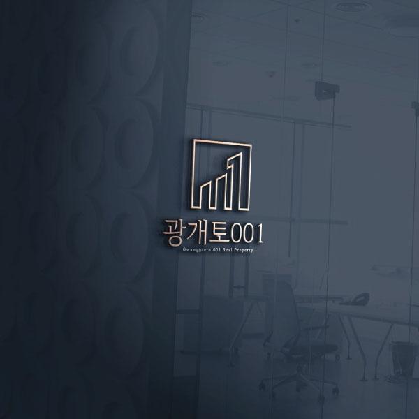 로고 + 명함   광개토001   라우드소싱 포트폴리오