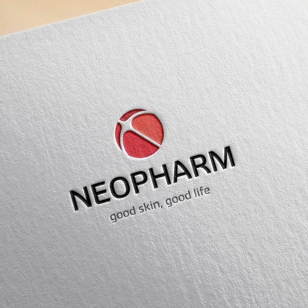 로고 디자인 | (주)네오팜 | 라우드소싱 포트폴리오