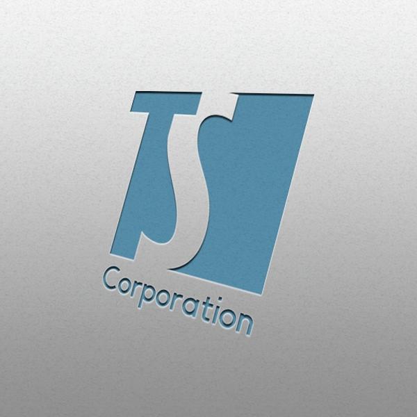 로고 디자인 | TS CORPORATION | 라우드소싱 포트폴리오