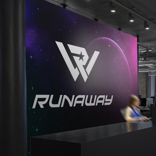 로고 디자인   러너웨이 (Runaway)   라우드소싱 포트폴리오