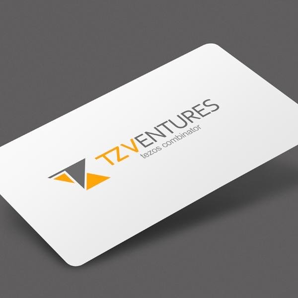 로고 + 명함 | TZ Ventures | 라우드소싱 포트폴리오