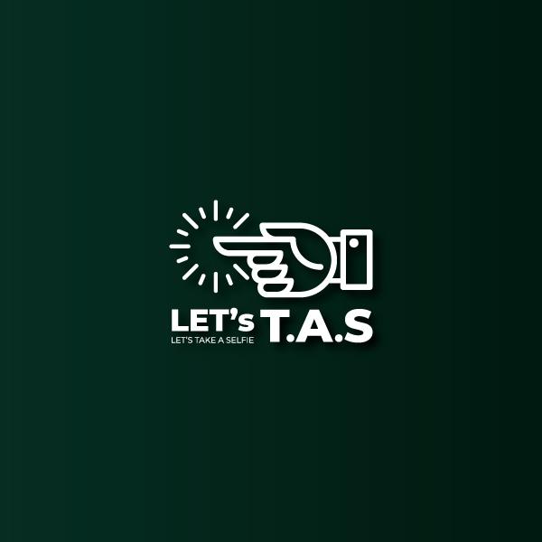 로고 + 간판 | LET's T.A.S... | 라우드소싱 포트폴리오
