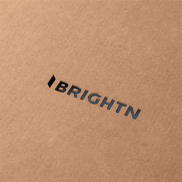 로고 + 명함 | Brightn Inc. (브라... | 라우드소싱 포트폴리오