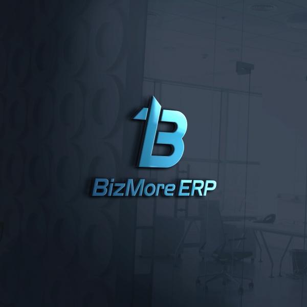 로고 디자인 | BizMore ERP 로... | 라우드소싱 포트폴리오