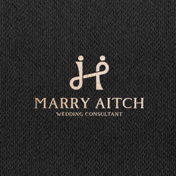 로고 디자인 | 메리에이치(MARRY AITCH) | 라우드소싱 포트폴리오