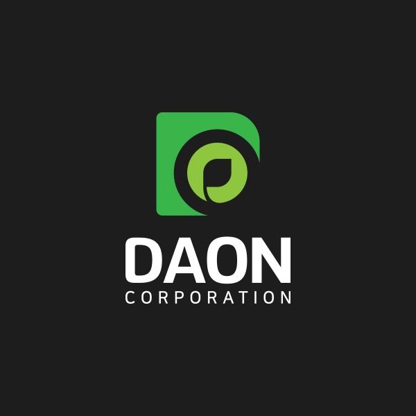 로고 디자인 | 다온코퍼레이션 | 라우드소싱 포트폴리오
