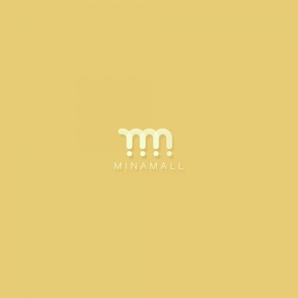 로고 + 명함 | 미나몰 로고 디자인 의뢰 | 라우드소싱 포트폴리오