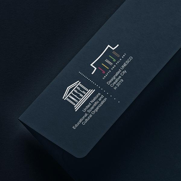 로고 디자인 | 유네스코 창의도시 로고 ... | 라우드소싱 포트폴리오