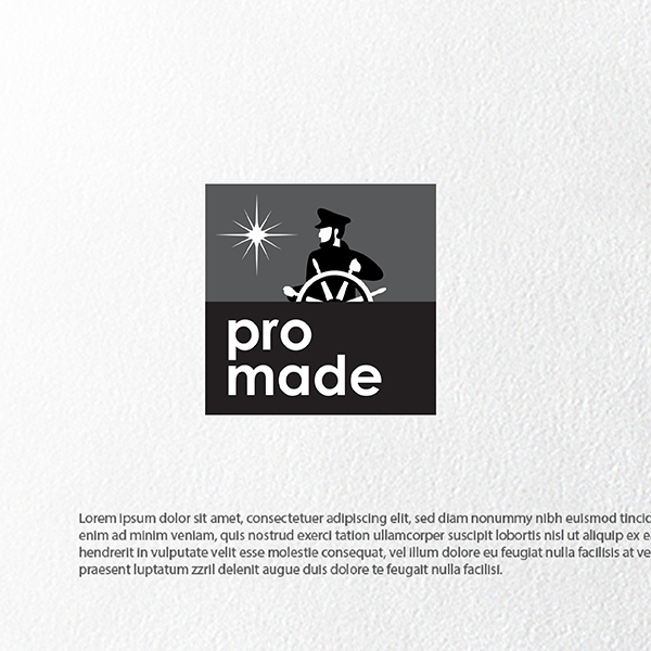 로고 디자인 | 프로메이드 | 라우드소싱 포트폴리오