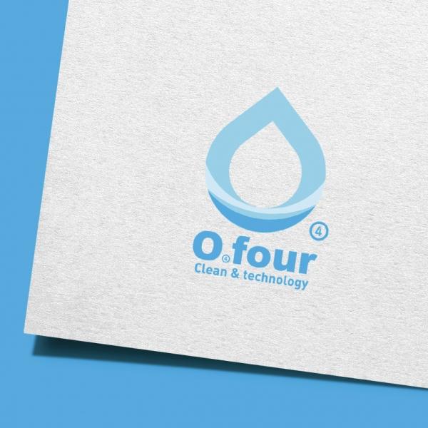 로고 + 명함 | (주) 오 포( O four ) | 라우드소싱 포트폴리오