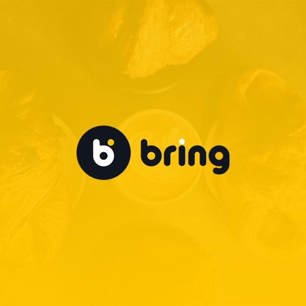 로고 디자인 | 브링커피 주식회사  | 라우드소싱 포트폴리오
