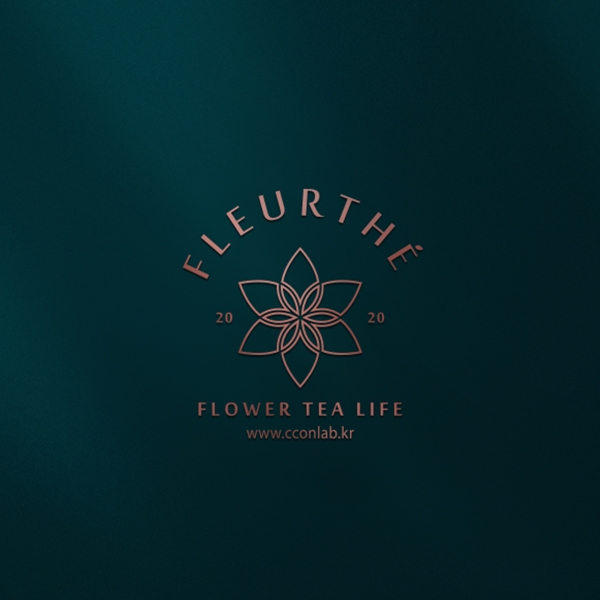 로고 디자인 | (주)우리꽃연구소 | 라우드소싱 포트폴리오