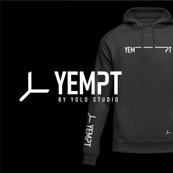 로고 + 명함 | YEMPT 의류 브랜드 ... | 라우드소싱 포트폴리오
