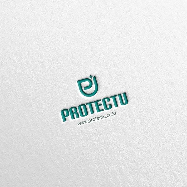 로고 디자인   보호해줄게 회사로고 제작   라우드소싱 포트폴리오