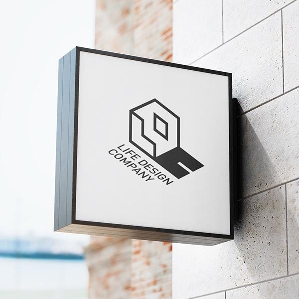 브랜딩 SET | 라이프 디자인 컴퍼니 로... | 라우드소싱 포트폴리오
