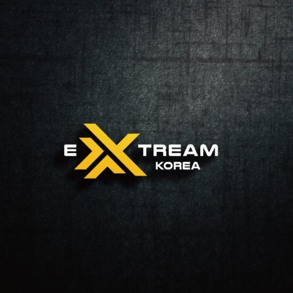 로고 디자인   eXtreme Korea...   라우드소싱 포트폴리오