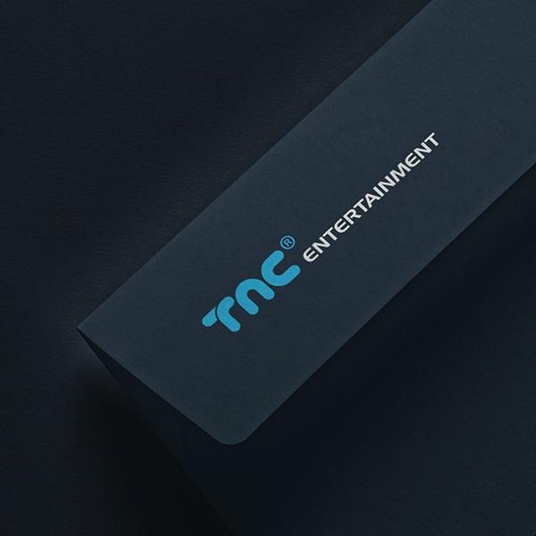 로고 + 명함 | 연예인 기반 크리에이터 ... | 라우드소싱 포트폴리오