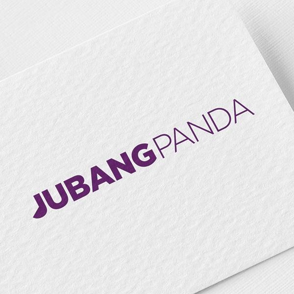 로고 + 명함 | 주방판다 (www.jubang... | 라우드소싱 포트폴리오