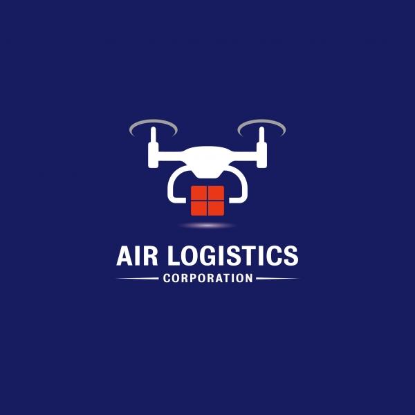 로고 디자인 | Air Logistics... | 라우드소싱 포트폴리오