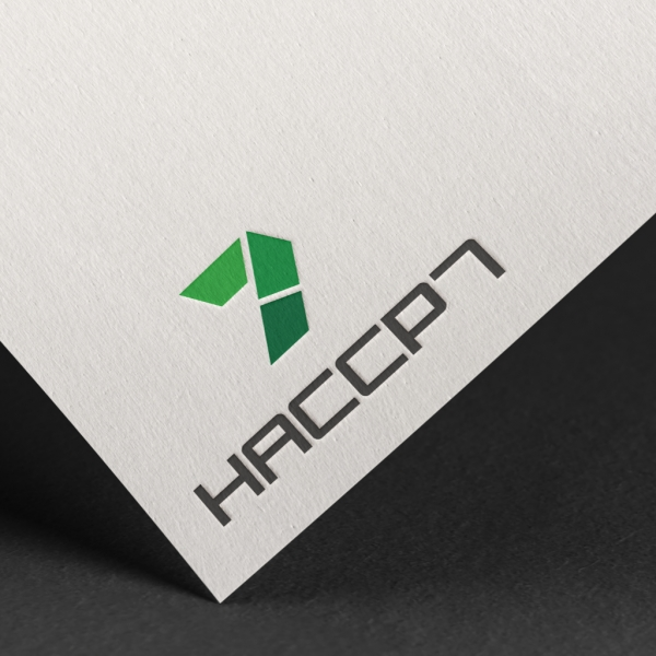로고 + 명함 | haccp 해썹7 로고+... | 라우드소싱 포트폴리오