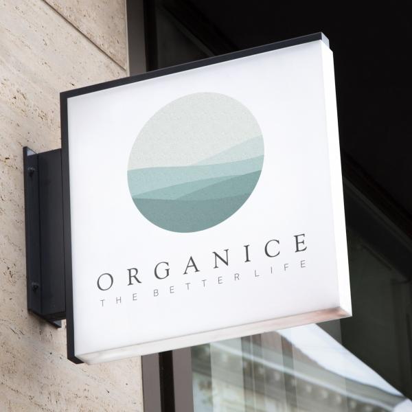 로고 디자인 | 친환경 건강식품 브랜드 ... | 라우드소싱 포트폴리오