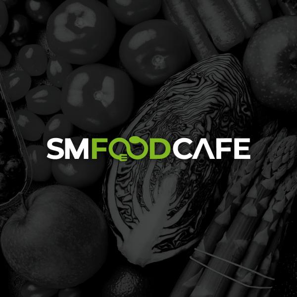 로고 디자인   SM FOOD CAFE ...   라우드소싱 포트폴리오
