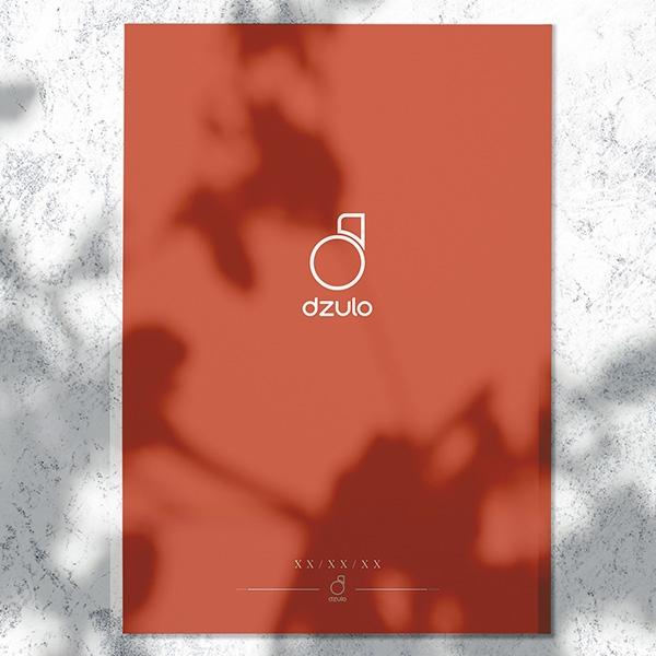 로고 + 명함 | Dzulo(줄로) | 라우드소싱 포트폴리오