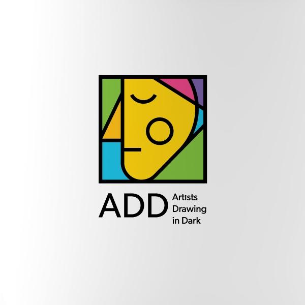 로고 디자인 | ADD(Artists Draw... | 라우드소싱 포트폴리오