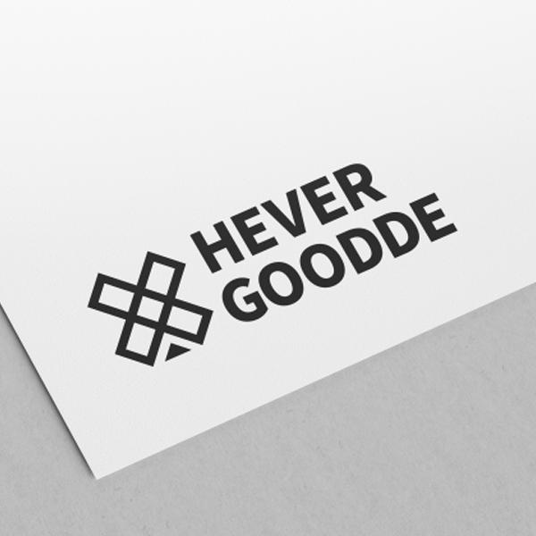 로고 디자인 | 헤버구떼(Hevergoodde) | 라우드소싱 포트폴리오