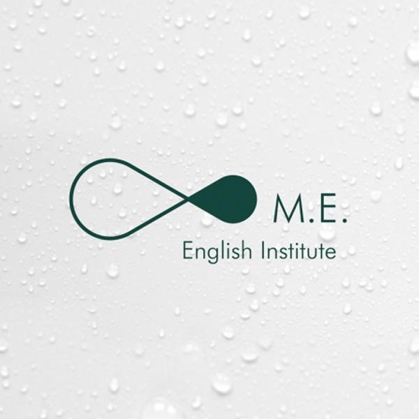 로고 + 명함 | M.E. | 라우드소싱 포트폴리오