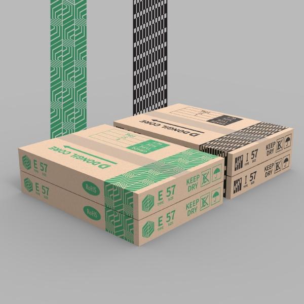 패키지 디자인 | 동일코아 | 라우드소싱 포트폴리오