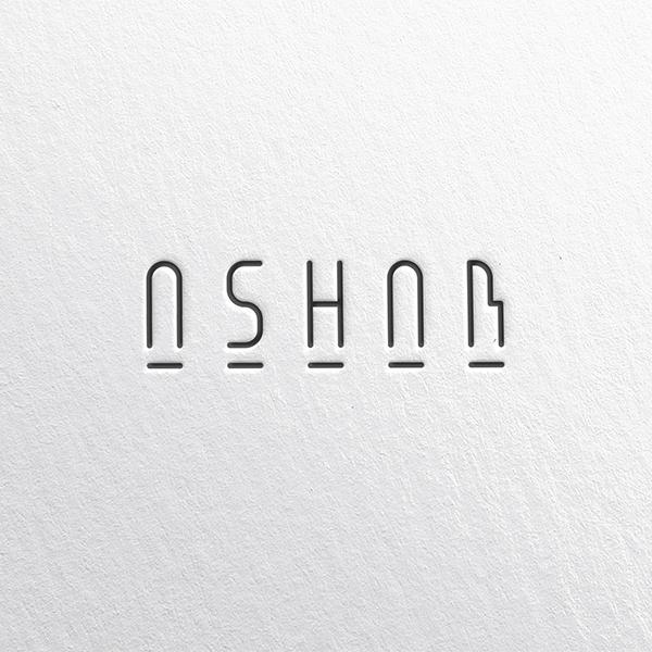 로고 + 명함 | 아샤르 | 라우드소싱 포트폴리오