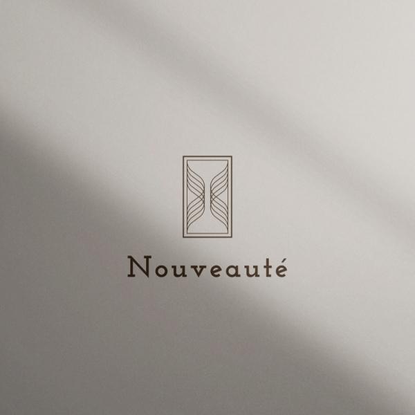 로고 디자인 | Nouveauté 누보떼 | 라우드소싱 포트폴리오