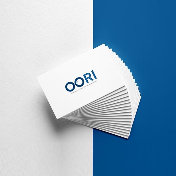로고 + 명함 | OORI (ORGANISATI... | 라우드소싱 포트폴리오
