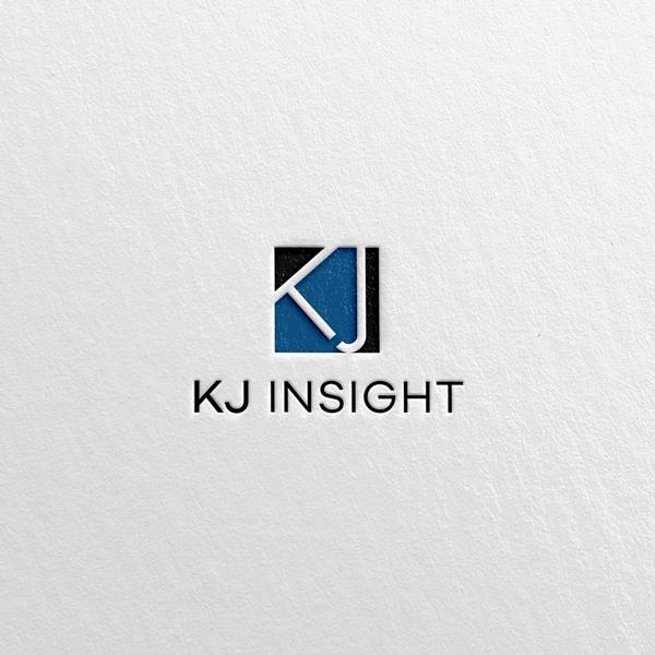 로고 + 명함 | (유) KJ INSIGHT 또... | 라우드소싱 포트폴리오