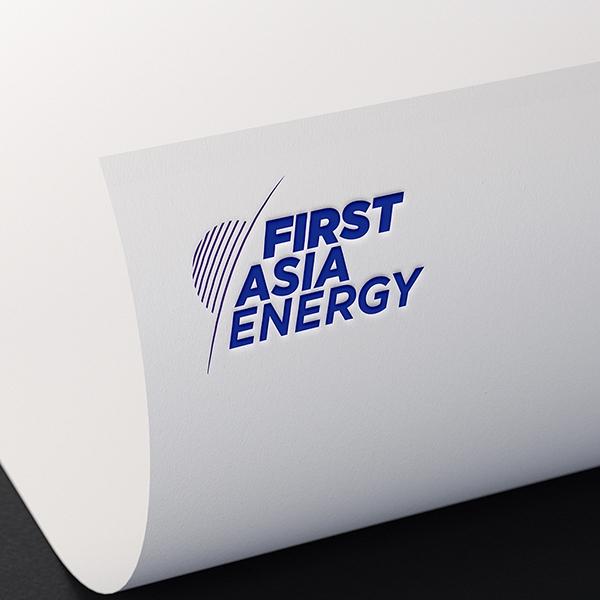 로고 디자인 | FirstAsia Energy | 라우드소싱 포트폴리오