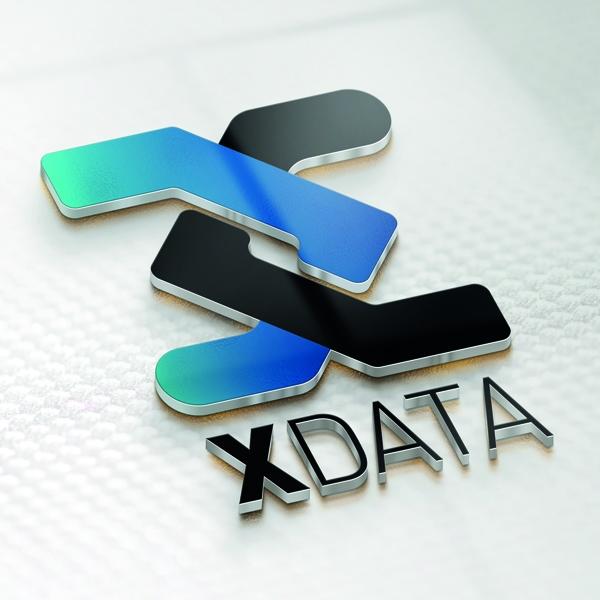 로고 디자인   XData processing...   라우드소싱 포트폴리오