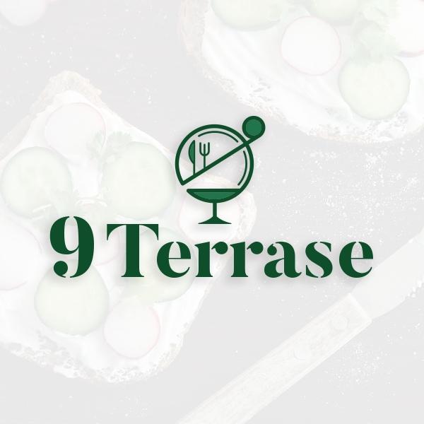 로고 + 명함 | 9 Terrase | 라우드소싱 포트폴리오