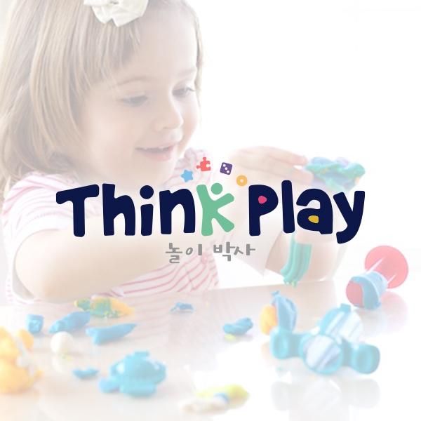 로고 디자인 | 회사명: Thinkplay  ... | 라우드소싱 포트폴리오