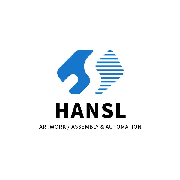 로고 + 명함 | HANSL | 라우드소싱 포트폴리오