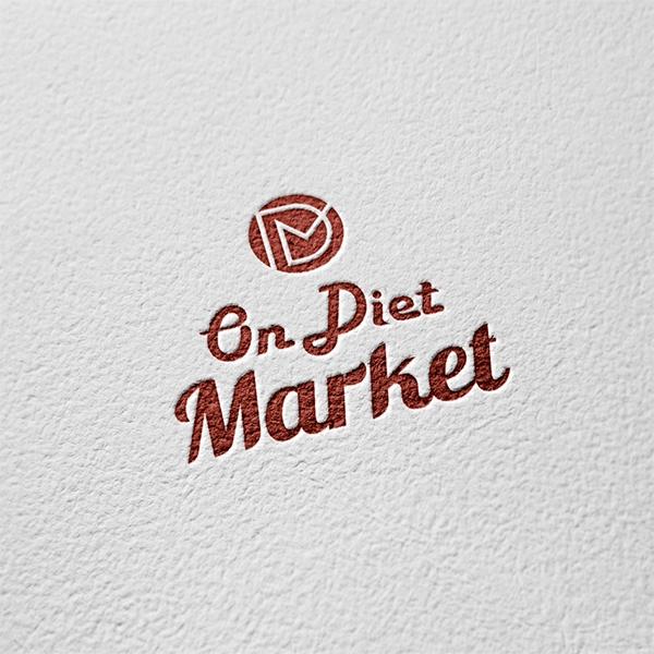 로고 디자인   다이어트 식품을 모아 판...   라우드소싱 포트폴리오