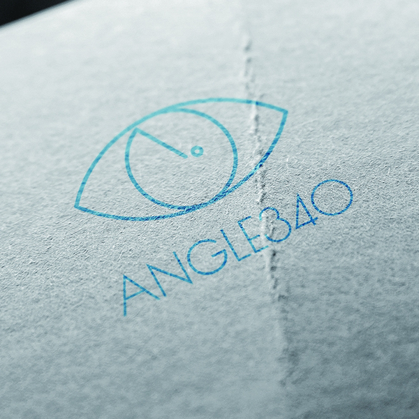 로고 + 간판 | ANGLE340 | 라우드소싱 포트폴리오